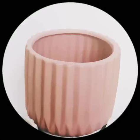 modern ceramic pots home decorative modern pink ceramic pots for indoor plants