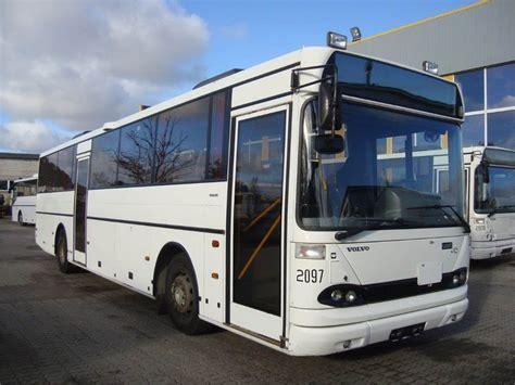volvo bb  vest intercity bus year  price   sale mascus usa