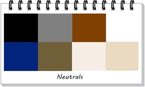 neutral colors clothing neutrals and universal colors what are neutrals what