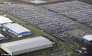 Nissan Factory Nissan S Sunderland Factory Will Become Europe S