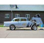 Dalys Machine The Story Of A 55 Chevy Gasser