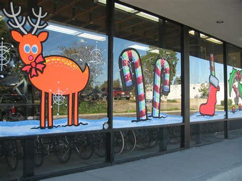 Fensterdekoration Weihnachten Grundschule by Window Painting Decorations Www Pixshark