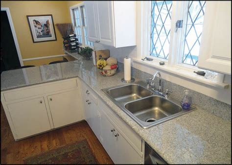 Imperial Countertops by Imperial White Granite