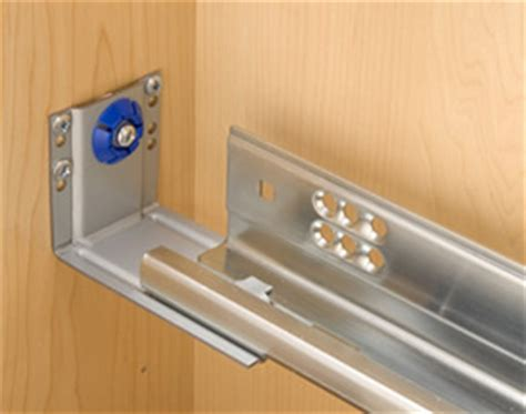 install drawer slides face frame accuride eclipse face frame bracket kit accuride