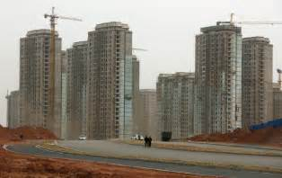 abandoned cities in china china s ghost towns deserted cities raise fears of debt crisis photos