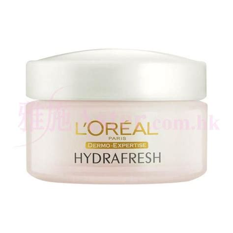 l oreal hydrafresh ultra hydrating gel creme and