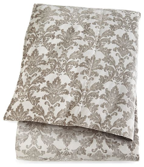 King Comforter 110 X 98 by King Damask Duvet Cover 110 Quot X 98 Quot Silver King