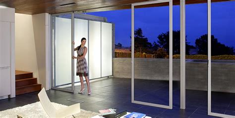 Patio Door Systems Glass Doors By Nanawall Open Up The Room And Let The Outdoors In