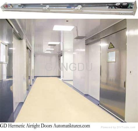 hermetically sealed room hospital cleanroom hermetically sealed airtight sliding doors 150 gangdu china manufacturer