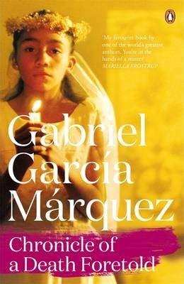 gratis libro e chronicle of a death foretold para leer ahora chronicle of a death foretold gabriel garcia marquez 9780241968628