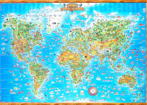 world maps for kids com map of the world for kids printable free