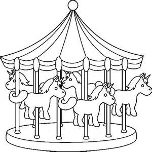 Amusement Park Coloring Pages  Galleryhipcom The Hippest Galleries sketch template