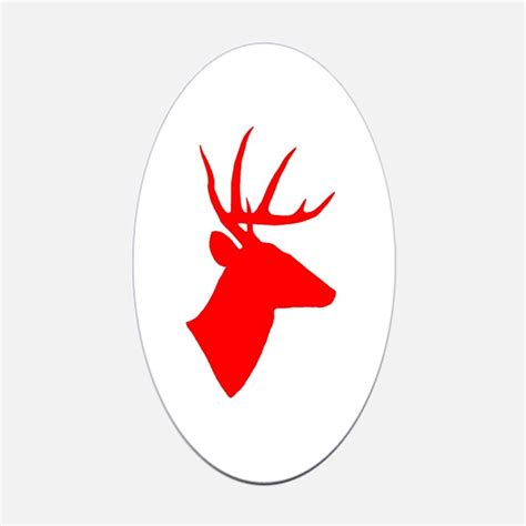 Auto Decals Red Deer red deer bumper stickers car stickers decals more