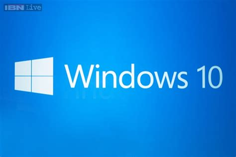 microsoft windows wikipedia sneak peek microsoft windows 10 tech photos ibnlive