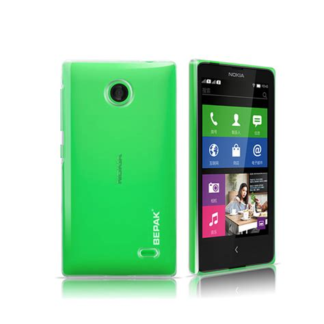 Casing Nokia X2 05 Depan Belakang bepak ultra thin invisible cover for nokia x us 4 69 sold out