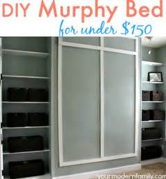 Versatile murphy beds that turn any room into a spare bedroom