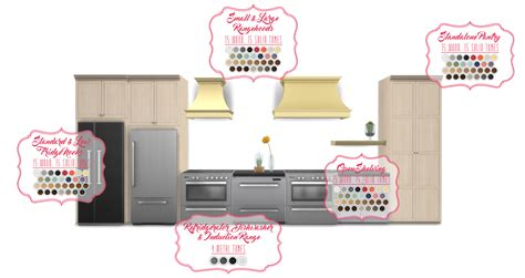 shaker kitchens designs simsational designs shaker kitchen