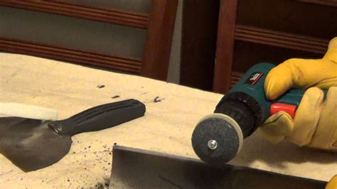 how to sharpen a lawnmower blade with a bench grinder sharpen lawn mower blade how to sharpen mower blades