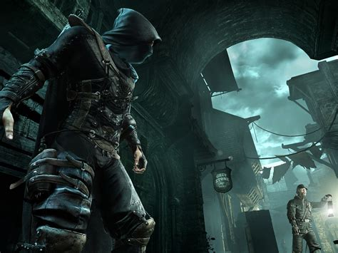 thief game thief video game series headed to the big screen collider