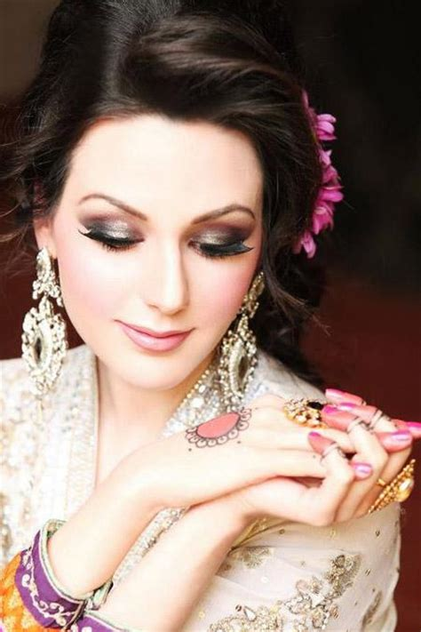 pakistani hairstyles in urdu pakistani bridal makeup 2015 in urdu video dailymotion