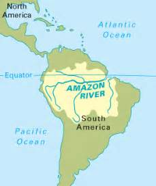 map of the river in south america the river howstuffworks