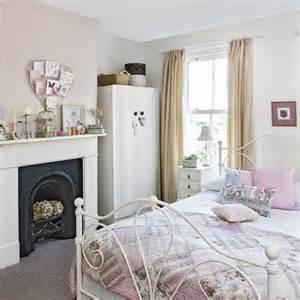 Pink Teenage Bedrooms - pink teenage s bedroom with vintage furniture teenage girls bedroom ideas housetohome co uk