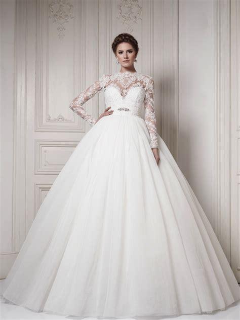 30 gorgeous sleeve wedding dresses