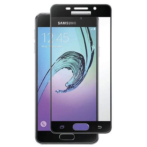 Tempered Glass Clear Screen Protector Samsung A3 2017 A320 1 samsung a3 2017 tempered glass screen protector 綷 綷 綷