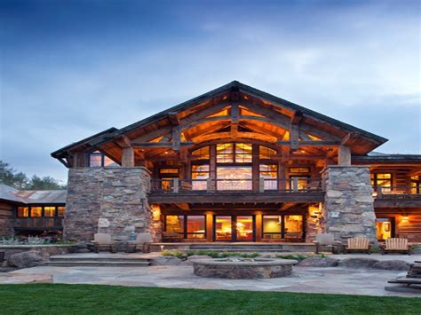 lodge style home log cabin style modular homes mountain lodge style home