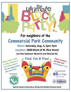 block party invitation template gangcraft net