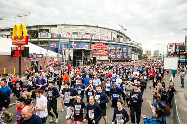what race celebrates new year race to wrigley celebrates 10 years with new 10k