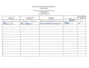 vendor sign in sheet template 170 12 rfp contractor for senior center elevator project