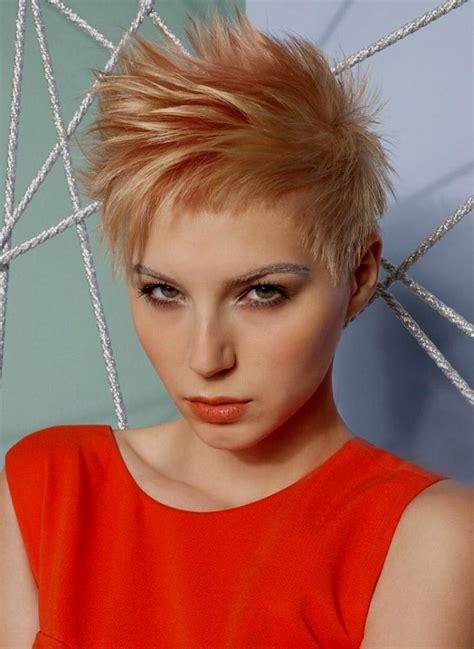 short spiky haircuts  hairstyles  women
