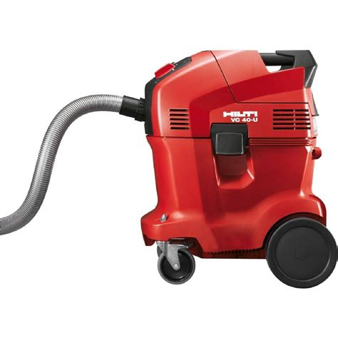Vacuum Cleaner Model Vc ean 7613023507505 hilti dust collectors vc 40 u 120 volt