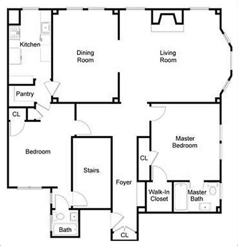 Square Shaped House Plans | square shaped house floor plans home design and style
