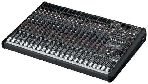 Mixer Audio Profesional mackie mackie profx22 professional effects mixer with usb mcquade musical instruments