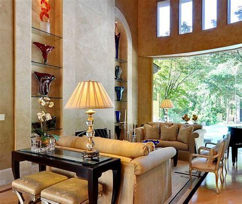 Art Deco Living Room Art Deco Inspiration With A Contemporary Flap Dream Home