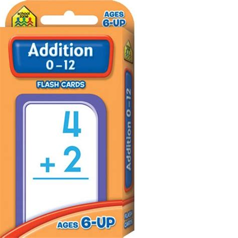Hinkler Flashcards Addition 0 12 pin by hinkler on school zone