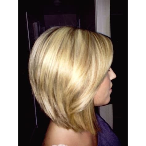 long layered stacked bob stacked angled layered bob long stacked bob angled bob
