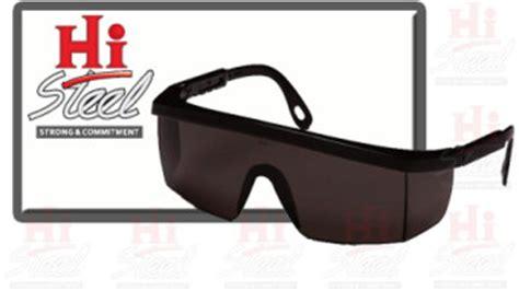 Laris Kacamata Safety Hitam Kacamata Las kacamata las hitam anzi 287 1 hi steel