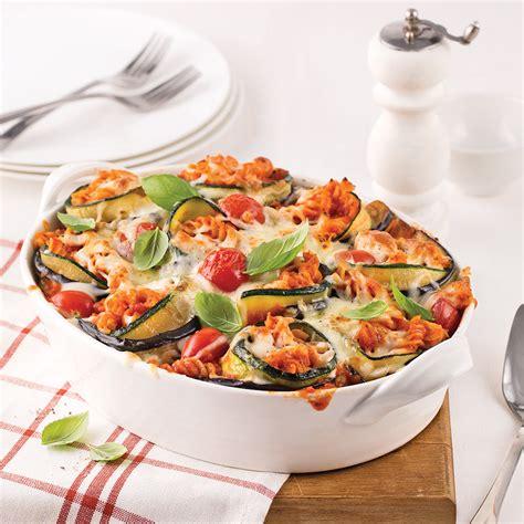 cuisine courgette rouleaux d aubergine et de courgettes aux p 226 tes recettes