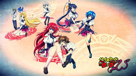 wallpaper anime highschool dxd highschool dxd new wallpaper full hd wallpaper and