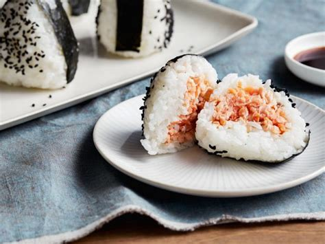 onigiri rice balls recipe food network