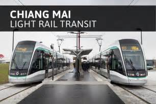 chiang mai citynews another light rail transit system