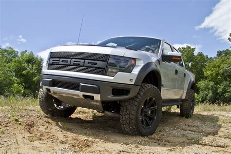 ford raptor lifted 2010 2013 f150 raptor svt 4wd bds 4 quot suspension lift kit 1511h