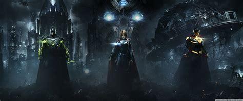 injustice   batman superman supergirl  hd