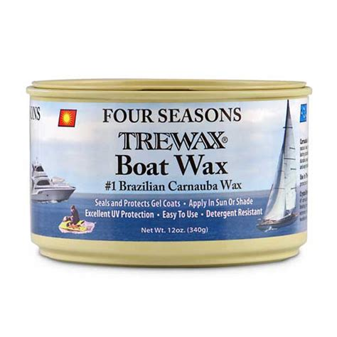 boat wax polish trewax boat paste wax west marine