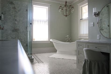 urban grace interiors corner bathtub traditional bathroom urban grace