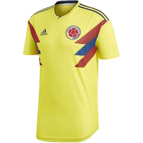 Jersey World Cup adidas colombia 2018 world cup home authentic jersey