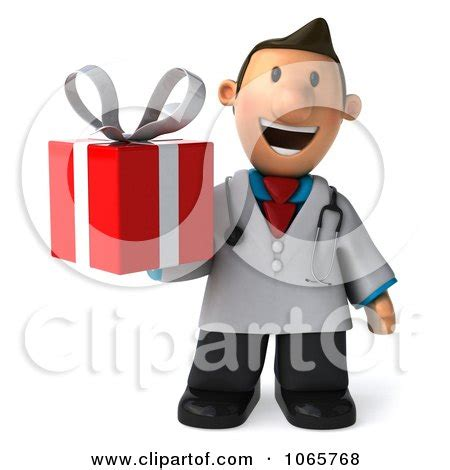 royalty free rf toon guy doctor clipart illustrations
